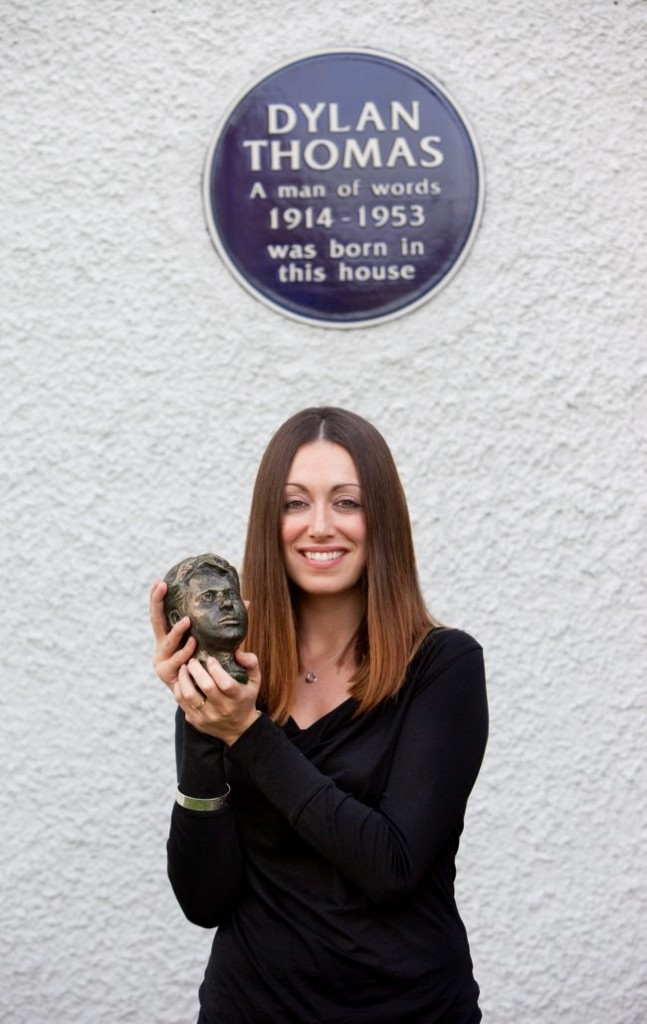 Lucy Caldwell Dylan Thomas Prize
