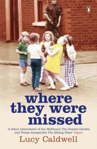 Where They Were Missed book cover